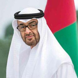 """سكان دولة الإمارات يرفعون شعار """"يداً بيد نتعافى من كورونا"""""""