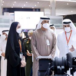 الشيخ محمد بن راشد: صناعتنا الدفاعية الوطنية وضعت قدمها في مضمار المنافسة العالمية