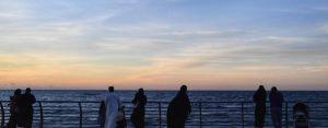 واجهة جدة البحرية تستقبل المتنزهين والزوار خلال أيام عيد الأضحى المبارك