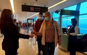 مطارا الغردقة وشرم الشيخ يستقبلان السياح  الألمان