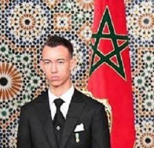 عبد الهادي العلمي : يهنئ ولي العهد الأمير مولاي الحسن بمناسبة عيد ميلاده