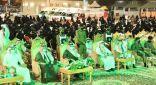 محافظة المندق تحتفل باليوم الوطني الـ91