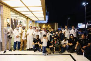 نادي جدة يحتفل بالأخضر  ومنتخب شباب السباحة لذوي الإعاقة يستعد للبطولة الآسيوية