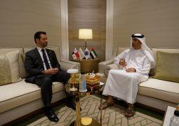 دولة الإمارات وبنما تبحثان تطوير التعاون الاقتصادي وتوسيع آفاق الشراكة