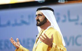 الشيخ محمد بن راشد: التاريخ يُكتب بالحاضر والمستقبل