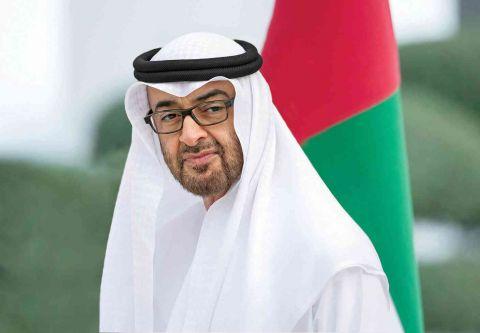 الشيخ محمد بن زايد يبارك لبطلي الإمارات إنجازهما في دورة الألعاب البارالمبية بطوكيو
