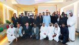 المكتب الإعلامي لحكومة رأس الخيمة يحصل على جائزة «ستيفي الشرق الأوسط الذهبية الفخرية»