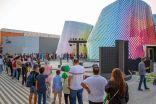 6 أجنحة تستقطب 325 ألف زائر خلال أول أسبوعين من إكسبو 2020