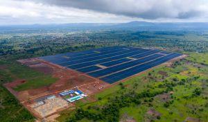 """تدشين """"مجمع محمد بن زايد للطاقة الشمسية"""" في توغو باستثمارات 221 مليون درهم"""