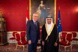 سفير الإمارات يشيد بالعلاقات الثنائية المتميزة مع النمسا سياحياً وثقافياً