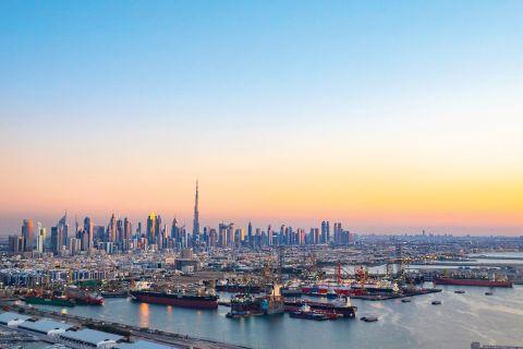 الأحواض الجافة العالمية تطور «الساحة الجنوبية» في إطار استراتيجية موانئ دبي العالمية والتحوّل الذكي