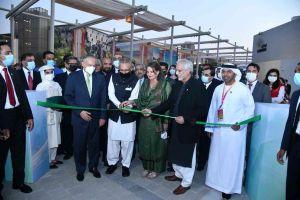 الرئيس الباكستاني : إكسبو 2020 دبي أفضل تجمع للالتقاء والتعاون الدولي