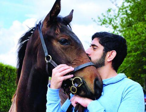 الشيخ حمدان بن محمد: أراك بطلاً في صيف 2023