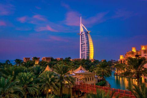 إشغال قياسي بفنادق الإمارات خلال العيد