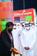 الشيخ حمدان بن محمد: «إكسبو دبي» حدث فريد يجمع تاريخ الشعوب