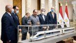 مصر تنشئ قطاراً فائق السرعة بطول 1000 كم