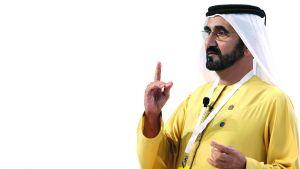 الشيخ محمد بن راشد: القائد من يعمل لمصلحة شعبه ويسعى لتحقيقها