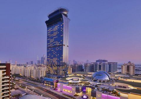 سانت ريجيس دبي، النخلة يحصد جائزة مرموقة  خلال حفل توزيع جوائز السفر العالمية 2021