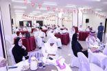 داركم والمنصة السعودية رسما الابتسامة والفرحة على وجوه 50 في احتفالية العيد بجدة