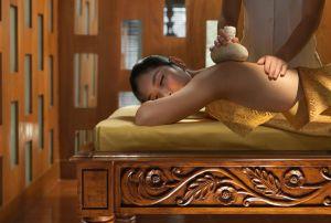 رحلة تايلندية في سبا قصر الإمارات  لتخفيف توتر العضلات وتنشيط الجسم