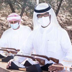 الشيخ علي الطاحسي يهنئ الأمير حسام بن سعود بالثقة الملكية