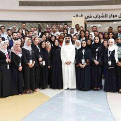 الشيخ محمد بن راشد ومحمد بن زايد : 50 يوماً وتحتفل بلادنا بيوم الوحدة التاريخي